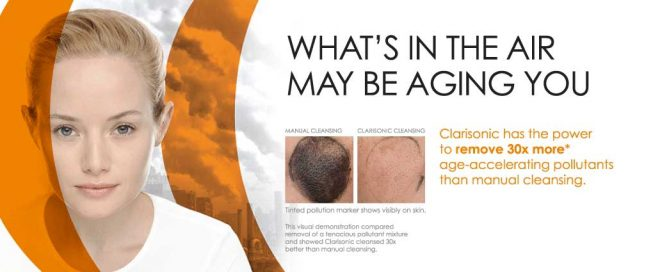 Clarisonic - Become your own active ingredient