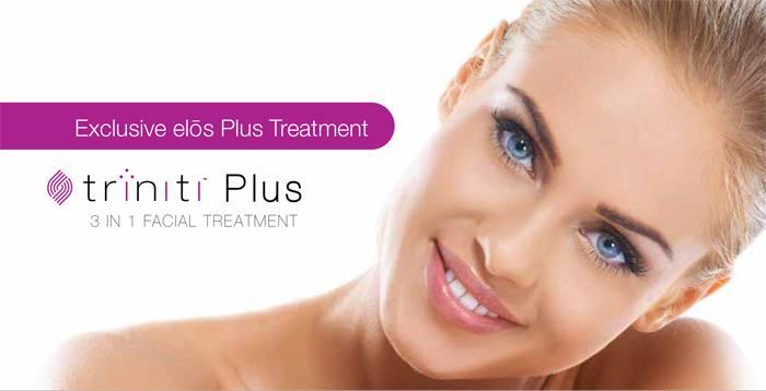 Triniti Plus Laser Treatment 3 In 1 Facial Laser