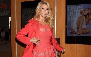 Christie Brinkley admits looking this good at 61 is really hard work