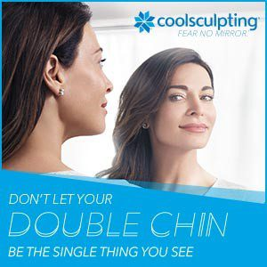 Don't let your double chin be the single thing you see!