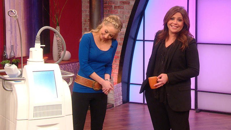 CoolSculpting on the Rachel Ray Show