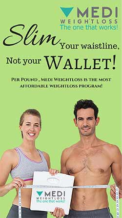 Slim your waistline not your wallet with Jochen Medi-Weightloss