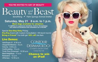 Day of Beauty, May 21, 2016