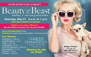 You are invited to Day of Beauty, Saturday, May 21, 2016!