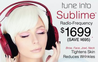 Tune into the Sublime radio-frequency!