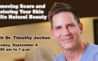 Scars and Treatment Options Lunch and Learn, September 6, 2016