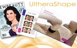 UltheraShape, Ultherapy and VelaShape III combination treatment!
