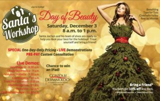 Day of Beauty, December 3, 2016!