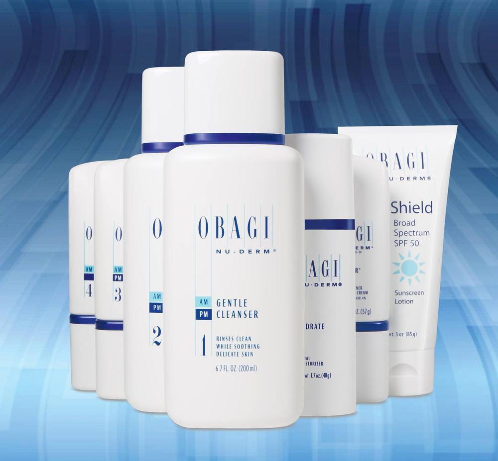Obagi Nuderm System Skin Transformation Kit Contour